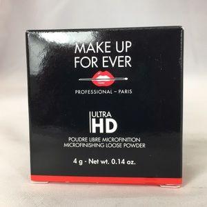 Makeup Forever Makeup - Makeup for Ever Microfinishing loose powder
